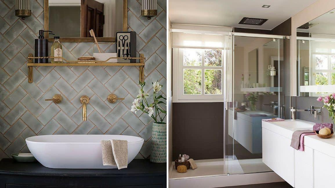 Sugerencias para decorar un baño pequeño - Novedades ...